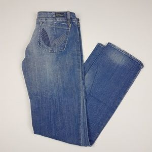 Citizens Of Humanity Straight Cut Jeans Pants